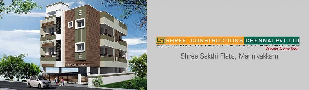 Shree Sakthi flats - Project Images