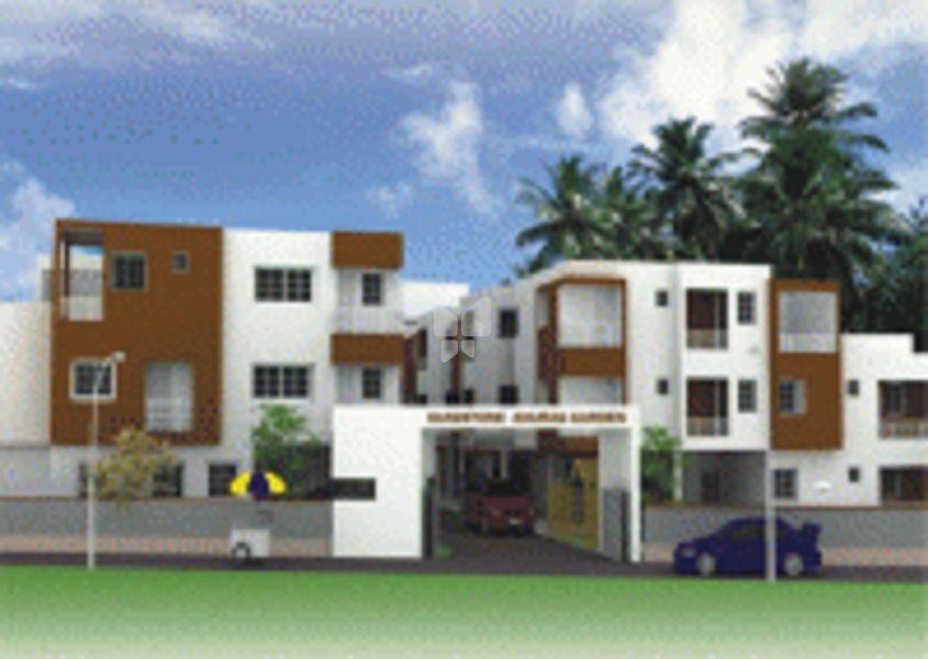 Siraj Anurag Garden - Project Images