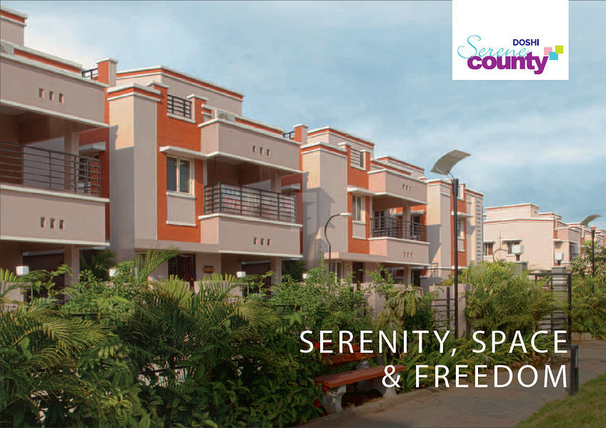 BUY Doshi Serene County @ Rs 1 18 Crores in Medavakkam, Chennai by Doshi  Housing - Get TruePrice, Brochure, Amenities, Price Trends and Map on
