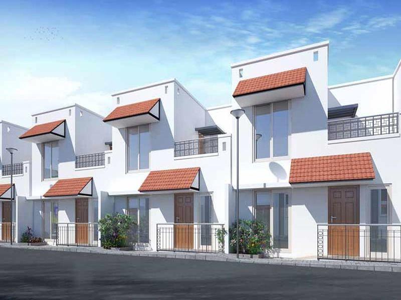 Serene Living Hub Villas - Elevation Photo