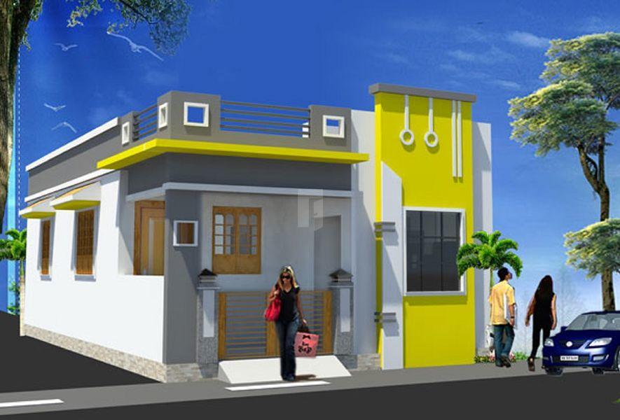 Tirupatiyar Kovur EB Villa - Elevation Photo