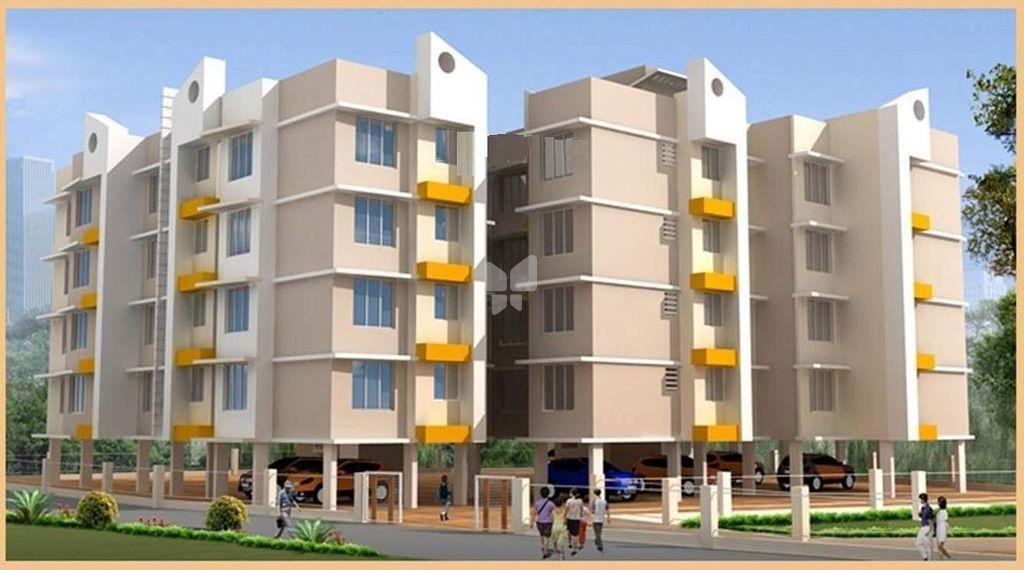 Radhey Residency 2 - Elevation Photo