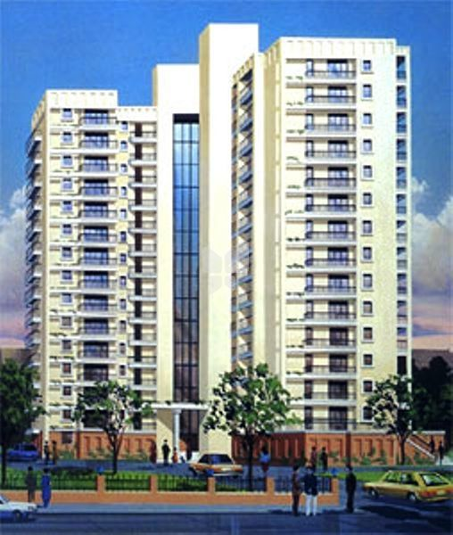Motwani Fairmount Towers Apartments - Elevation Photo