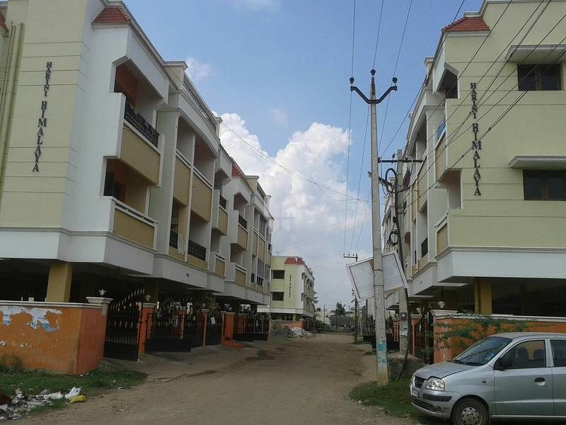 Harini Himalaya Phase I and II - Elevation Photo