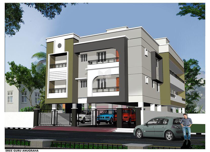 Sree Guru Anugraha in Ambattur Chennai Price Floor Plans