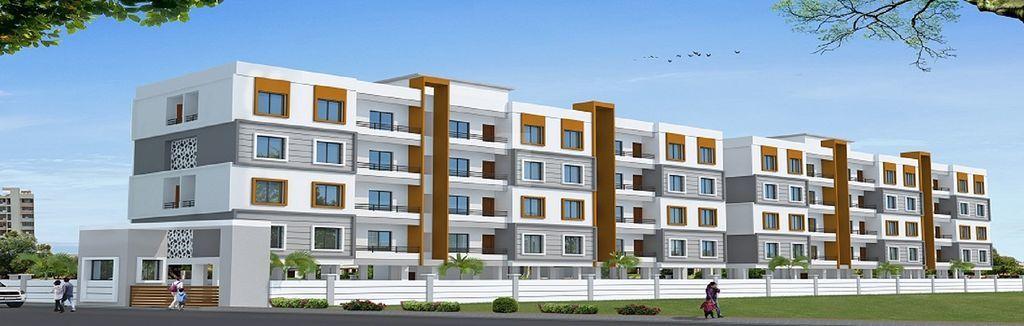 Siddhivinayak Vedant Residency - Elevation Photo
