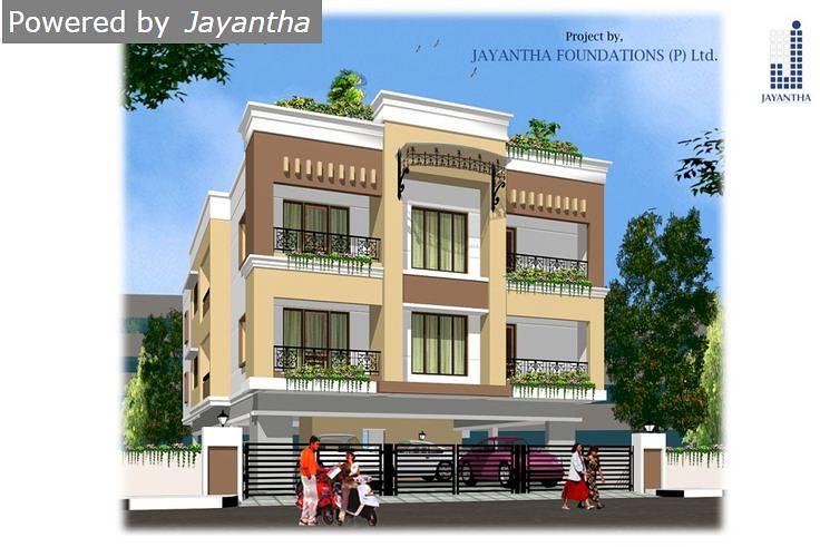 Jayantha 878 - Elevation Photo