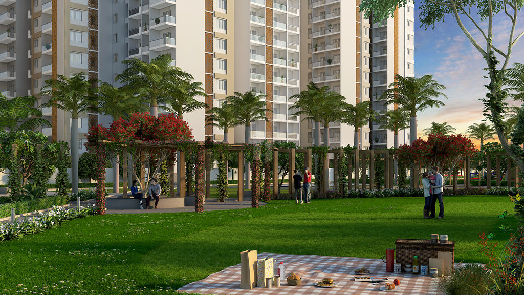Shriram Park 63 - Project Images