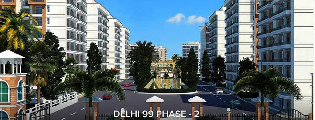 Delhi 99 Phase - 2 - Elevation Photo
