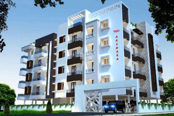 Sri Gujan's Akshara Apartments - Project Images