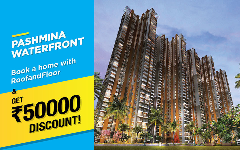 Pashmina Waterfront - Project Images