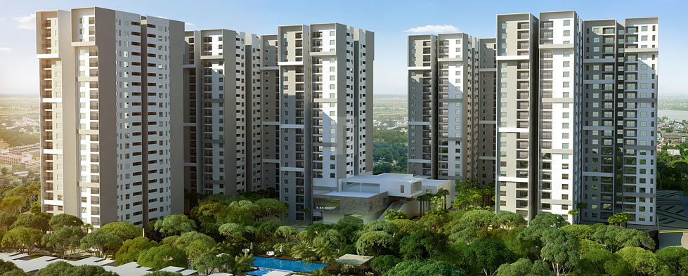 Sobha Silicon Oasis - Elevation Photo