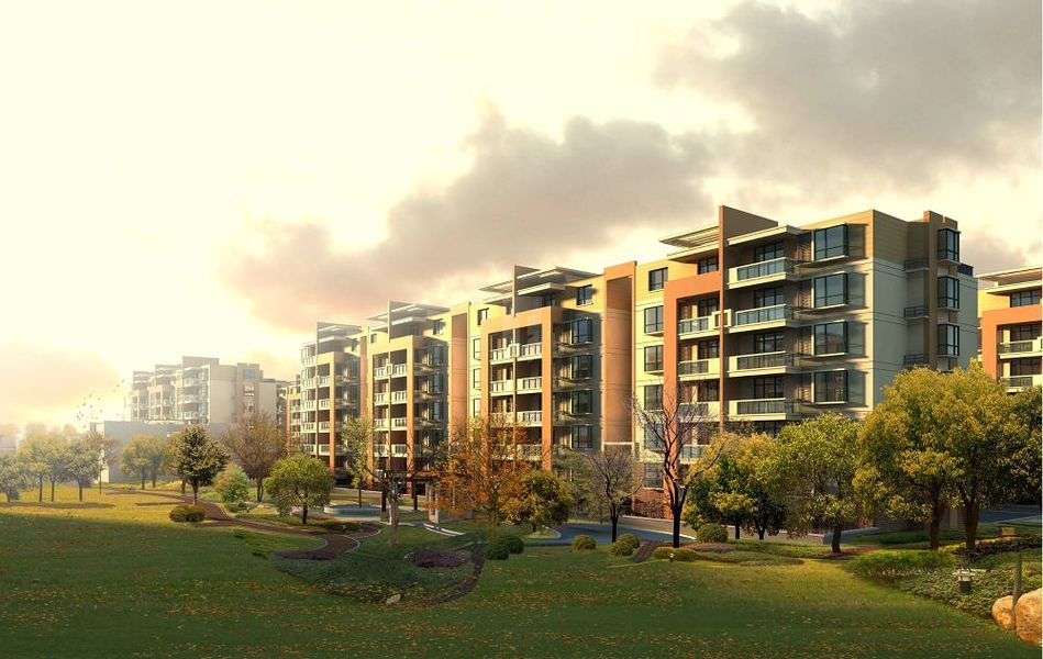 Tricity Meadows - Project Images