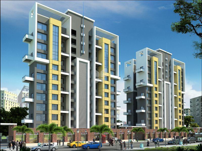 Sonigara Indraprabha - Elevation Photo
