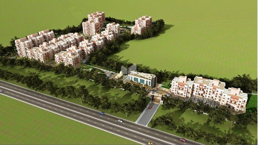 Swapna Nagari - Elevation Photo