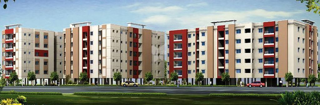 Krishna Kunj Gardens - Elevation Photo