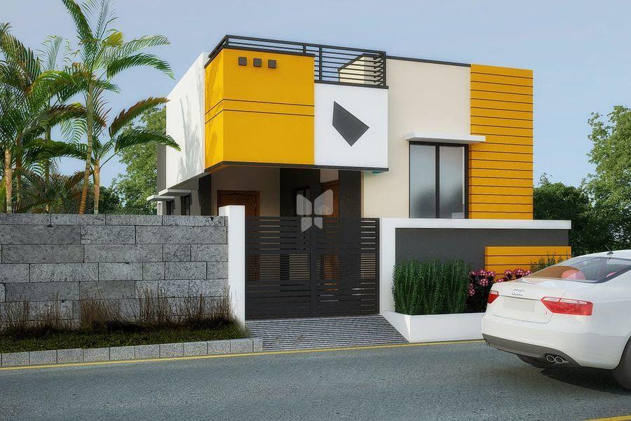 Arumai Homes - Elevation Photo