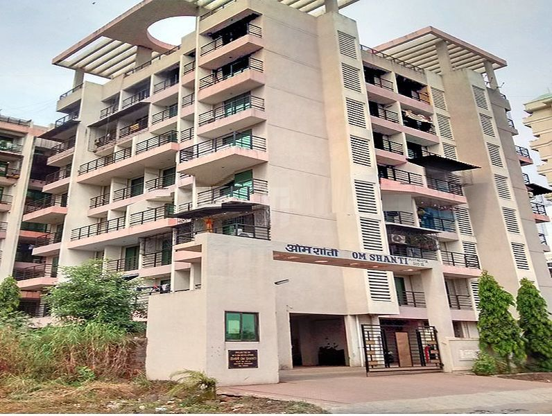 Om Shanti Homes II - Elevation Photo