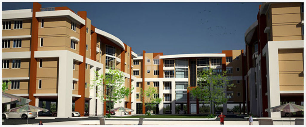 Sreevatsa Global Village - Elevation Photo
