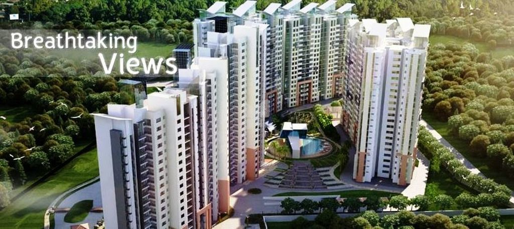 Amanora Aspire Towers - Project Images