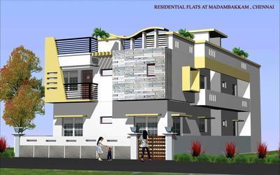 four-square-maruthi-nagar-in-medavakkam-elevation-photo-srh