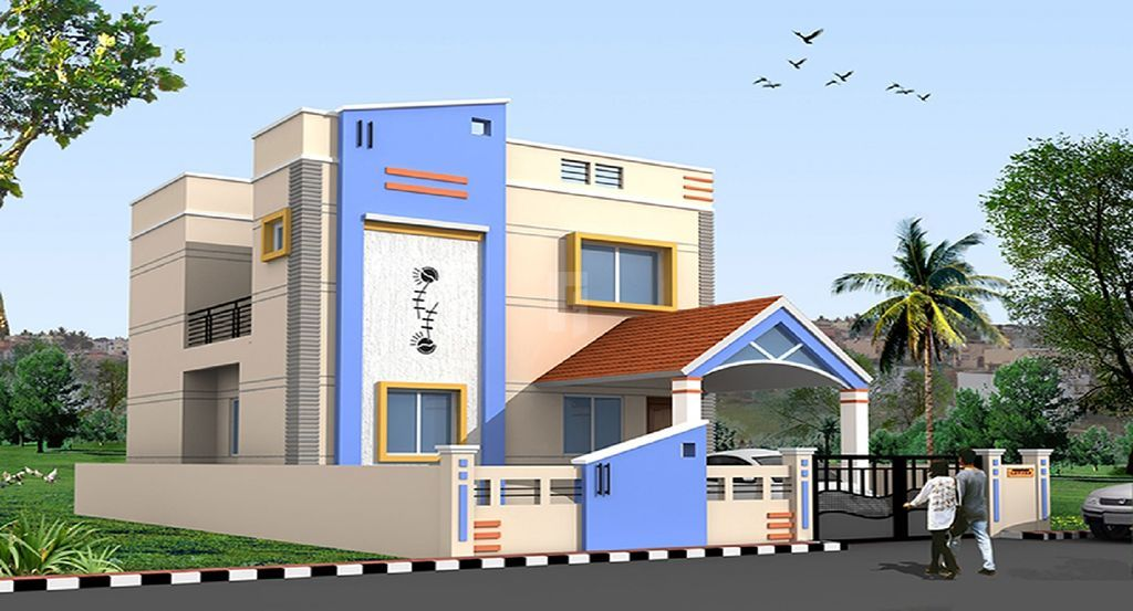 Aarcity Star Villas - Project Images