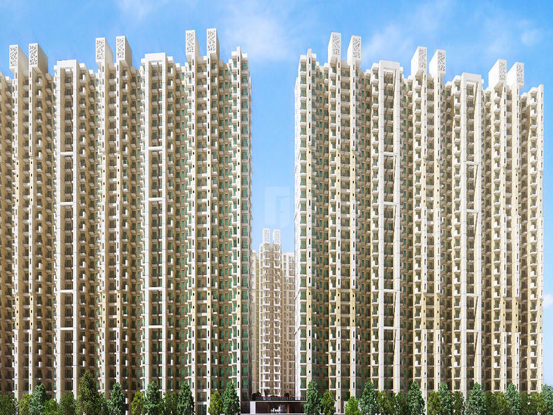 Mahagun Mywoods Phase 2 - Project Images