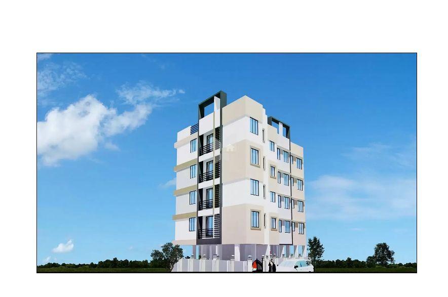 Om Shree Apartments - Elevation Photo