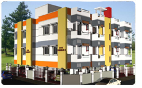 Ayya Chendur - Elevation Photo
