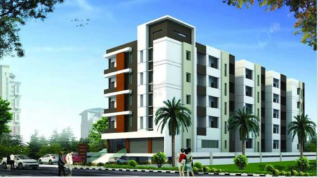 Vaishno Elite - Elevation Photo