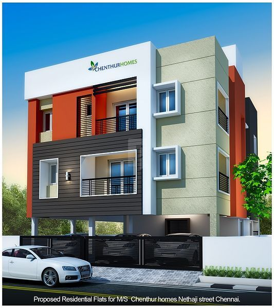 Chenthur Homes Rajakilpakkam - Project Images
