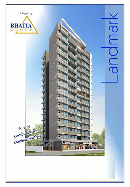 Bhatia Landmark Sumati - Project Images