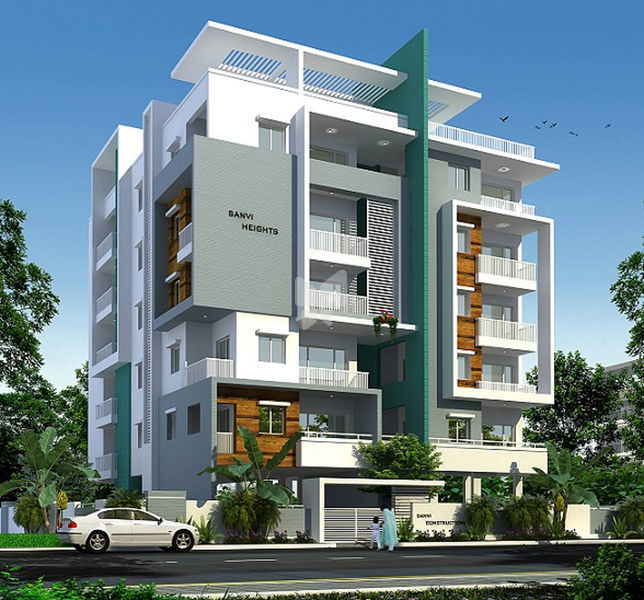 Sanvi Heights - Project Images