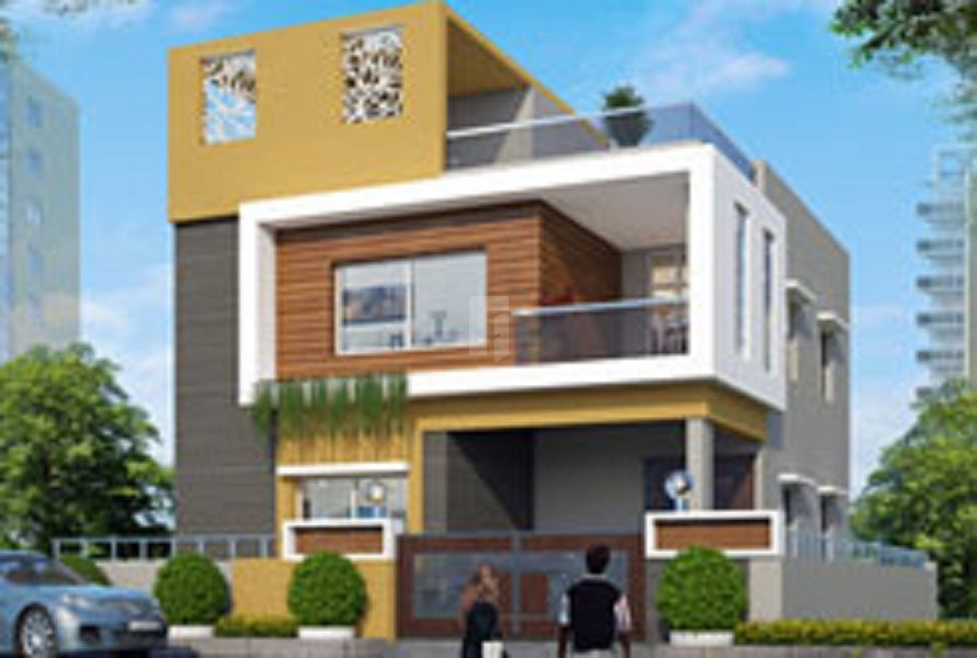 Sree Boppanas Hill Side Villas - Project Images