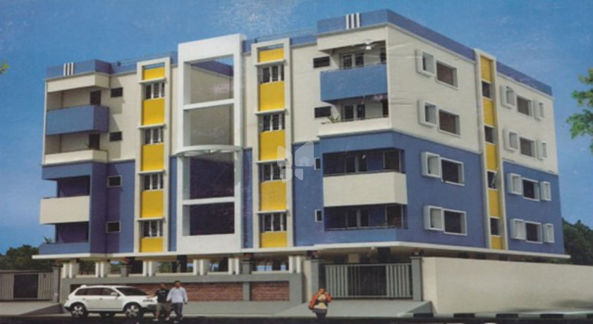 Arun Promoters Shree Apartments - Elevation Photo