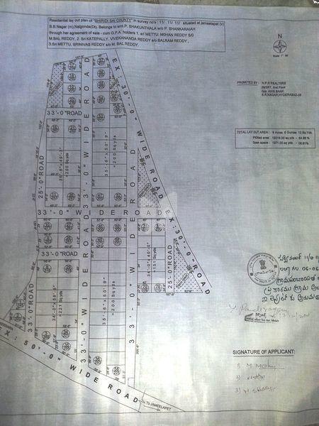 NPR Shirdi Sai County - Master Plans