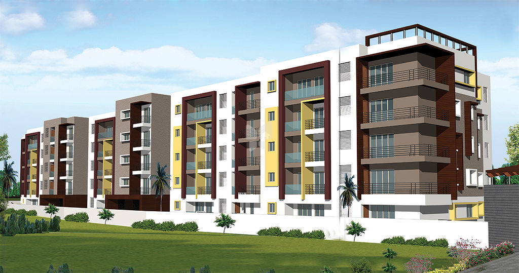S S Vrudhi - Elevation Photo