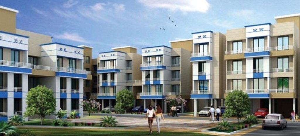 Amodh Anukampa Residency - Elevation Photo