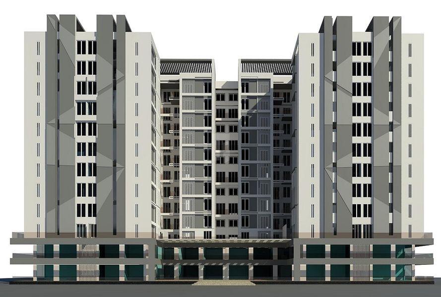 Surya Atlantis City - Project Images