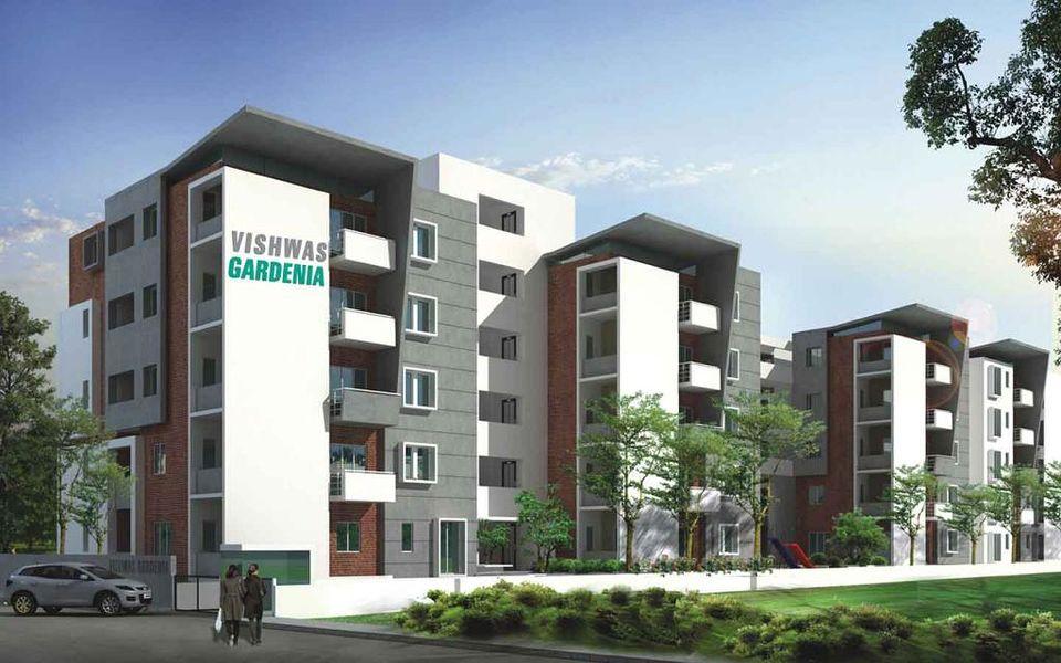 VSPL Vishwas Gardenia - Project Images