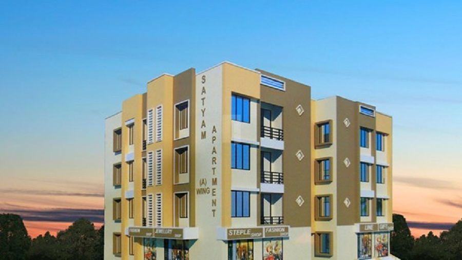 Niwara Satyam Apartment - Project Images