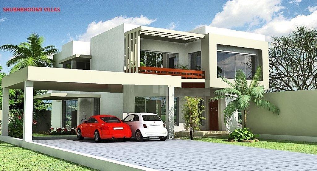 Shubhbhoomi Villas - Elevation Photo