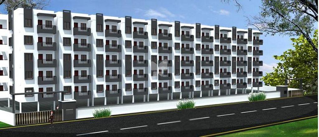 VR Sai Brundavanam - Project Images