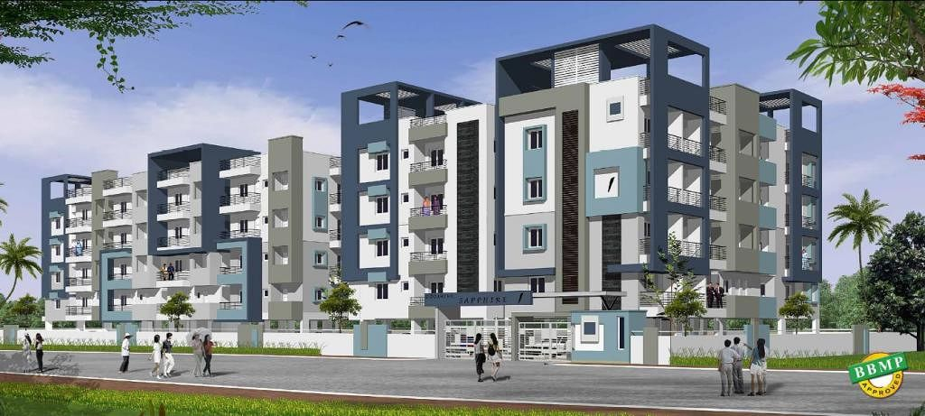 Siddartha Sapphire - Project Images