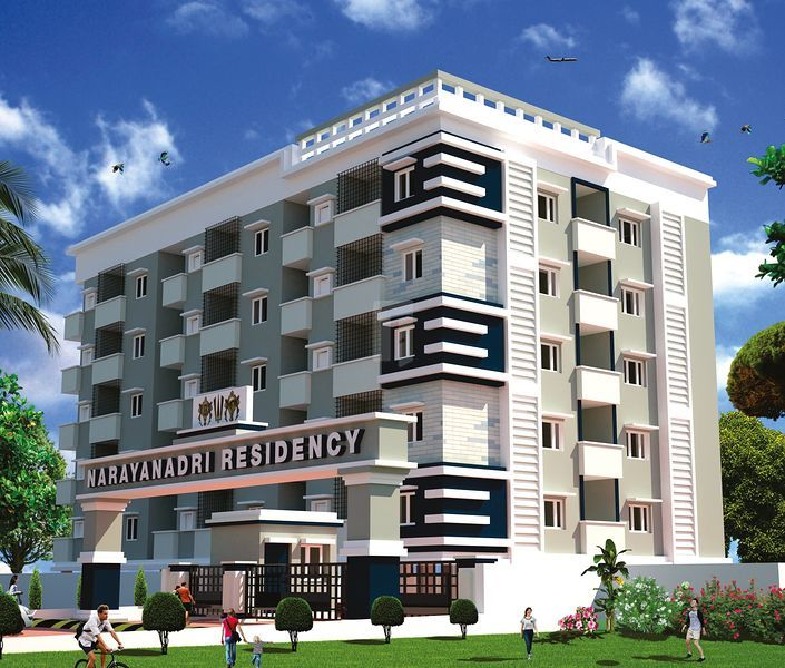 Sai Dharani Narayanadri Residency - Project Images