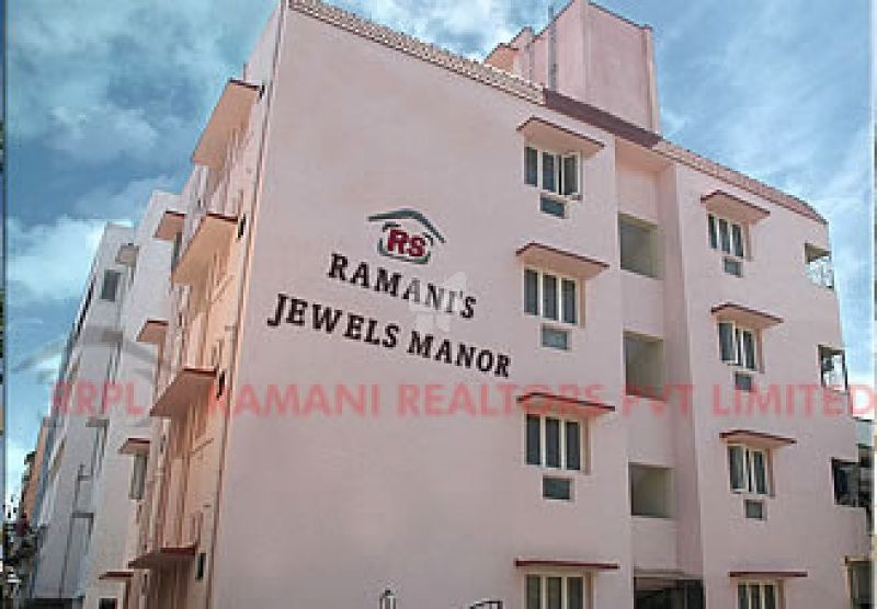 Ramani's Jewels Manor - Project Images