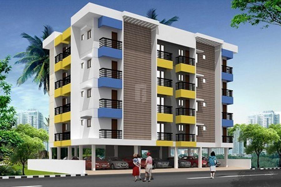 ARC Godavari Nagar Flat - Elevation Photo