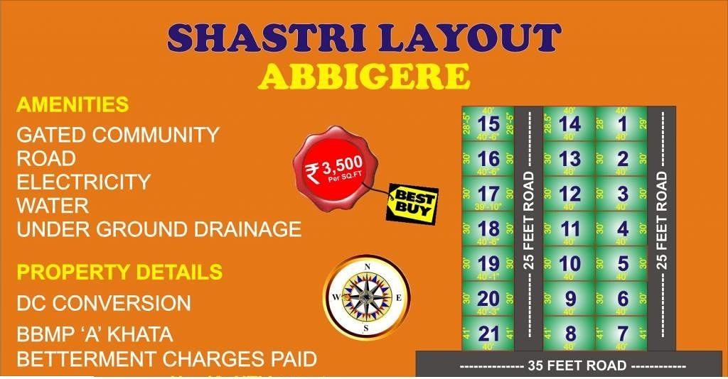 Shastri Enclave - Master Plans