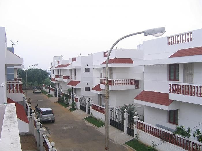 Heritage Jayendra Nagar - Elevation Photo