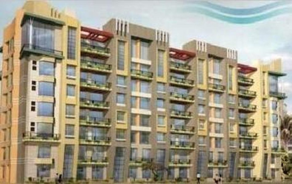 Lucky Homes Sagar Drasti - Elevation Photo